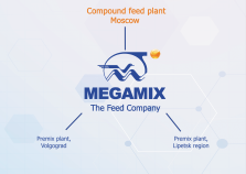 MEGAMIX GROUP ACQUIRES COMPOUND FEED PLANT IN MOSCOW