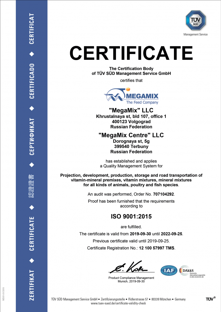 Certificate ISO 9001 MEGAMIX GK.png